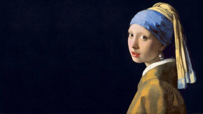Johannes Vermeer's The Girl in the Pearl Earring