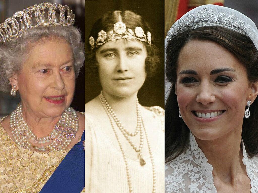 queen elizabeth 2 tiara collections