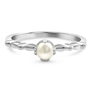 Freshwater Pearl Ring - Adorned Salvation