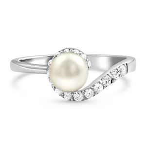 Freshwater Pearl Ring - Rolling Tide