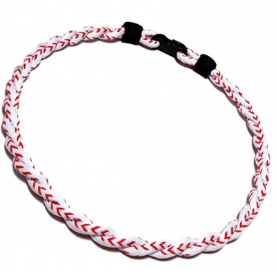 Sport Ropes 2 Rope Titanium Necklace - Choose from Multiple Colors and Sizes