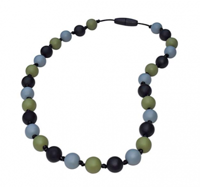 Munchables Camo Chew Necklace for Boys