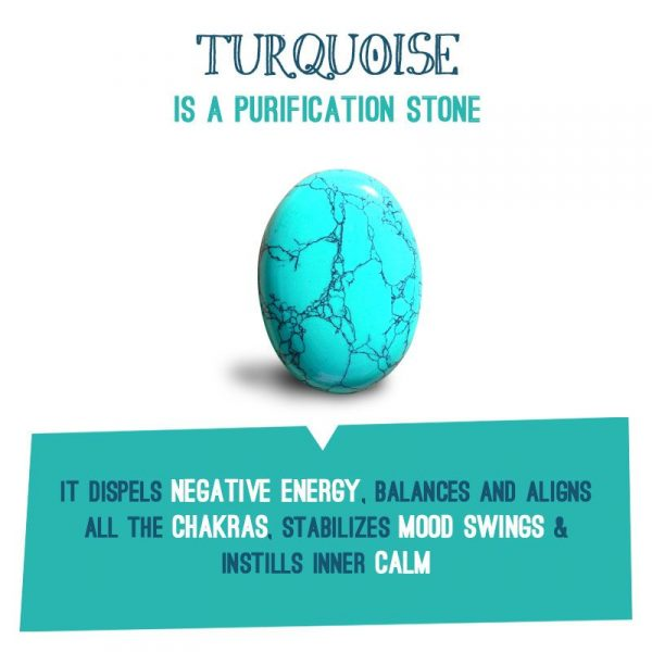 turquoise benefits
