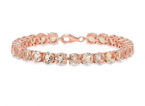 Dazzling Rock Tennis Bracelet