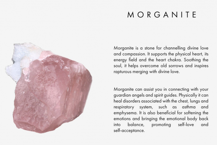 Morganite meaning, benefits, and properties