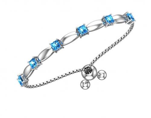 Belinda Jewelz Square Bracelet
