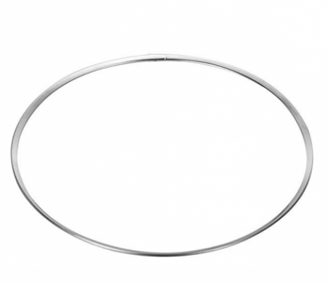 HooAMI Stainless Steel Collar