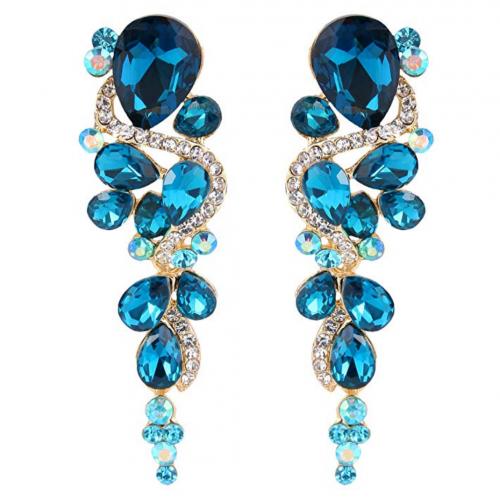 BriLove Boho Chandelier Earrings