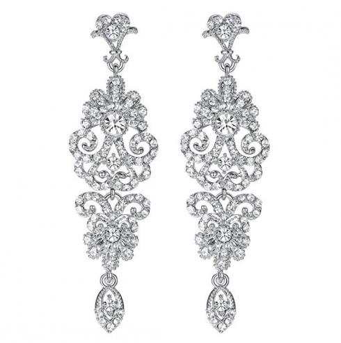 Mecresh Vintage Style Chandelier Earrings