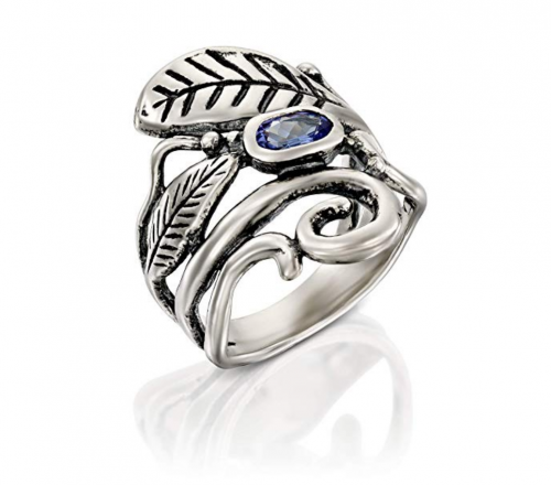 Paz Creations 925 Sterling Silver - Tanzanite
