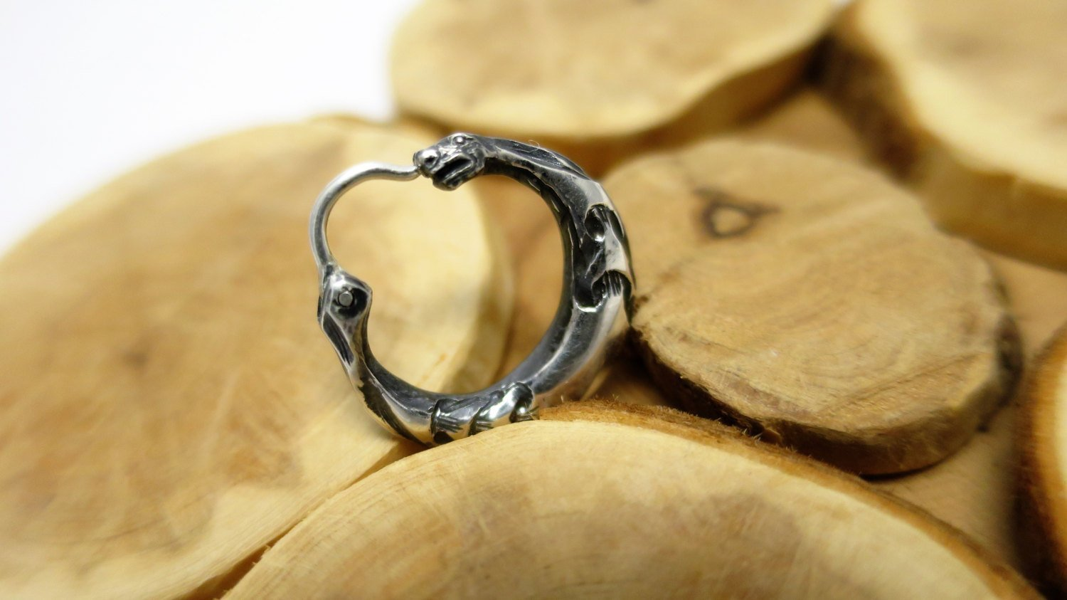4558b8e6161ab Hoop Earrings for Men: 10 Unique Men's Hoop Earrings | JewelryJealousy