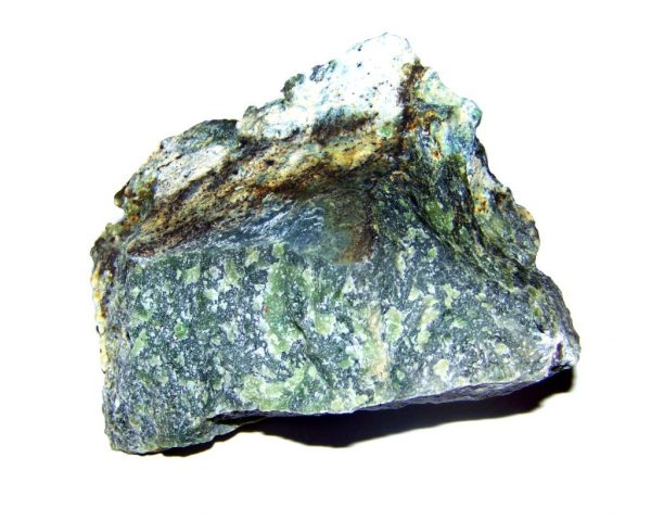 Nephrite stone raw