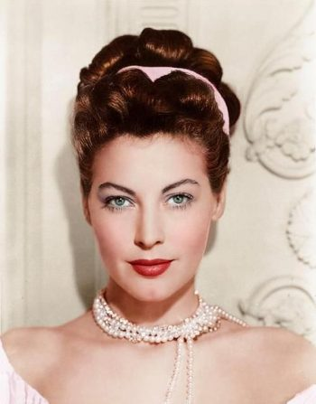 how much are pearls worth - Ava Gardner