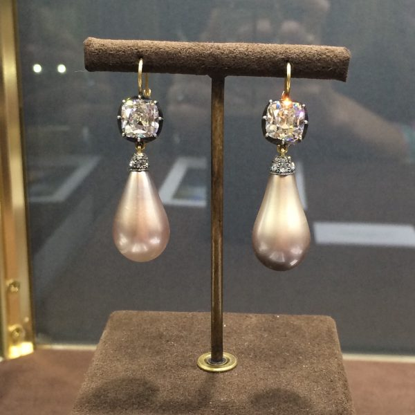 how much are pearls worth - earrings
