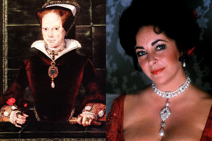 how much are pearls worth - famous women
