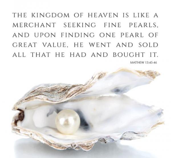 Pearls Symbolism