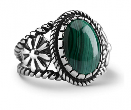 American West Sterling Silver Ring