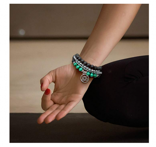 SPUNKYsoul Lotus New Beginnings Bracelet