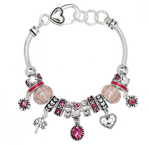 Falari Pink Tourmaline Bracelet - LIBRA (Available in All Birthstones)