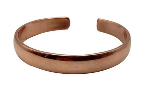 Healing Lama copper bracelet