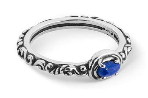 3. Carolyn Pollack Sterling Silver Band