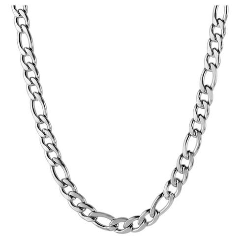 chain types: Figaro Chain