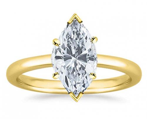Houston Diamond Direct SolitaireDiamond Engagement Ring