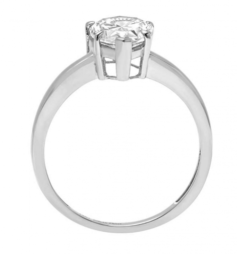 Clara Pucci Designer Statement Ring