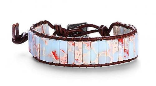 10. CHIMAERA Bead Chakra Bracelet