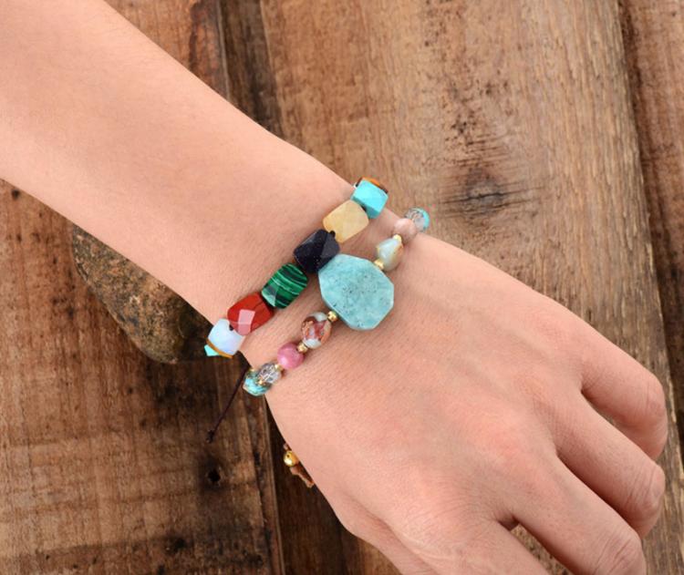 Stones for Chakra Bracelets