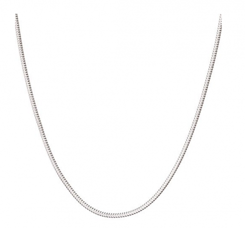 Italian Fashions 925 Sterling Silver Snake Chain