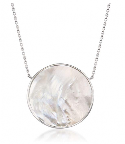 Ross-Simons Mother-Of-Pearl Necklace