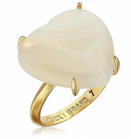 Lucky Brand Heart Ring