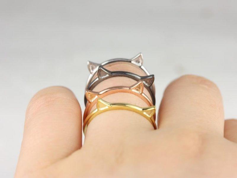 Cat Jewelry - Rings