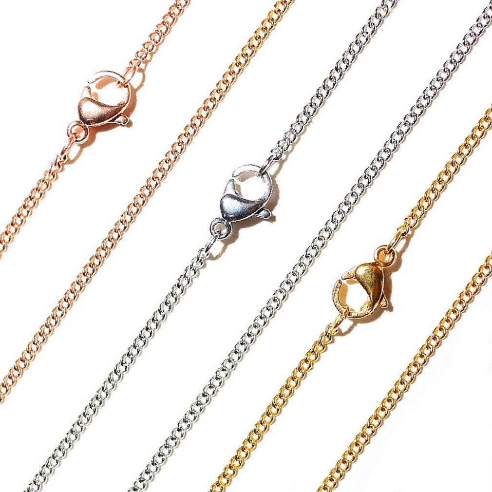 Best 10 Types Of Necklace Chains Jewelryjealousy