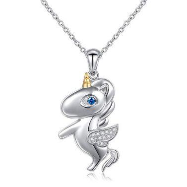 LINLIN Unicorn Necklace