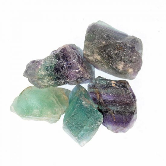 protecting crystals: Fluorite