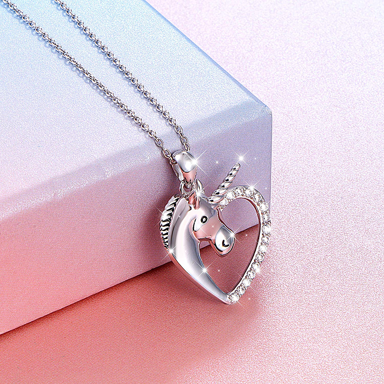 Unicorn necklace box