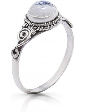 Koral Jewelry Moonstone Ring