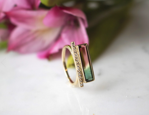 Camille Jewelry Luna Ring