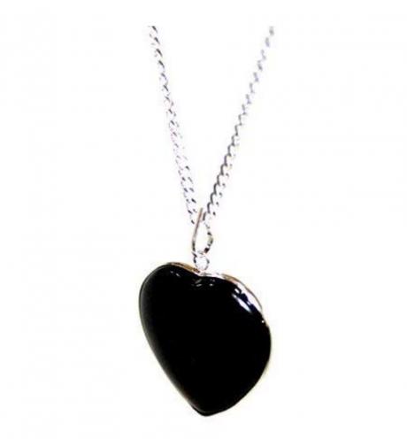 M'VIR Raw Black Tourmaline Necklace