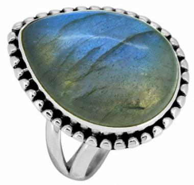 YoTreasure Labradorite Ring