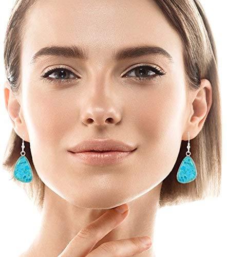 Turquoise jewelry girl