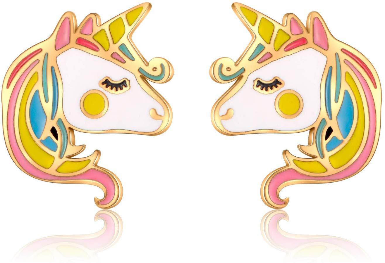 Unicorn pins
