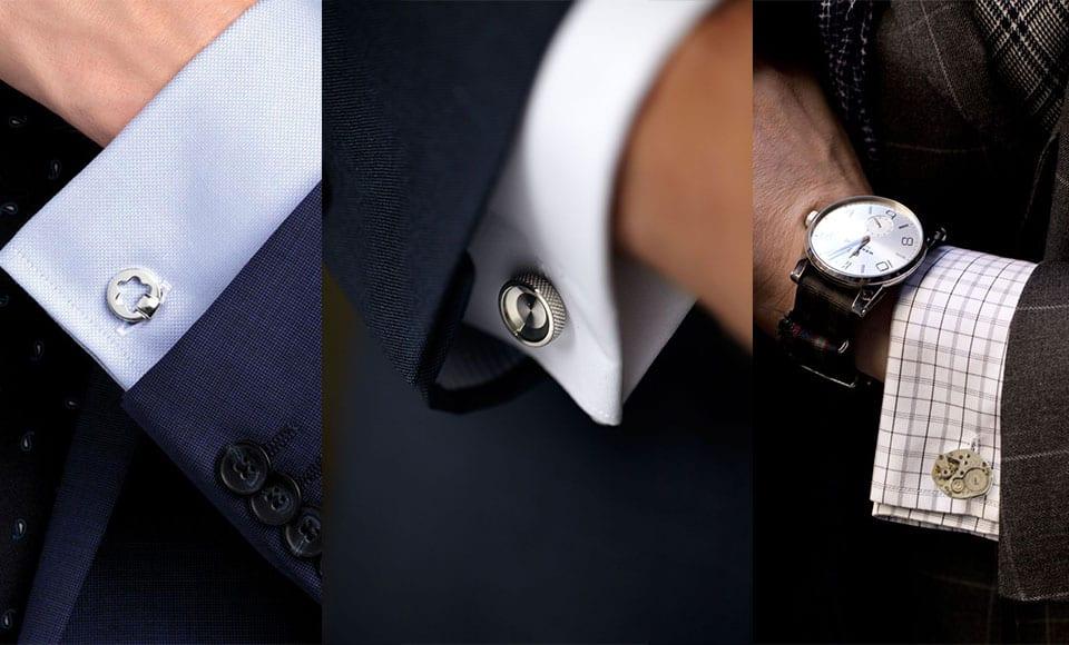 purpose of cufflinks