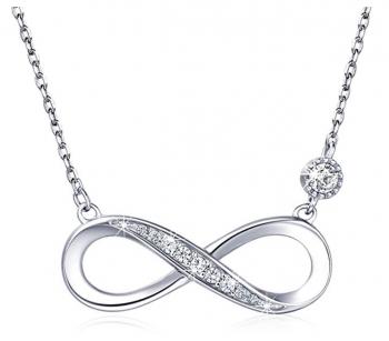 Billie Bijoux 925 Sterling Silver Necklace