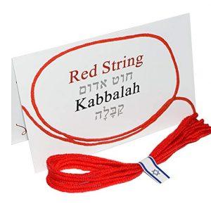 Classic Kabbalah Red String