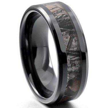 EOVE Jewelry Camouflage Ring