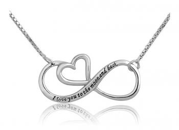 CoolJewelry Infinity Necklace