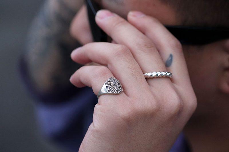 pinky finger ring for men